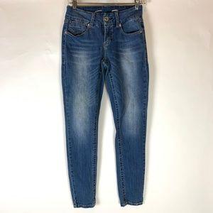 Seven 7 Tummyless Skinny Jeans 4